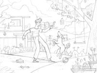 Dan gartman sketch