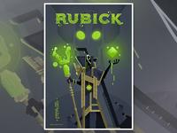 Rubick Poster (Dota 2)