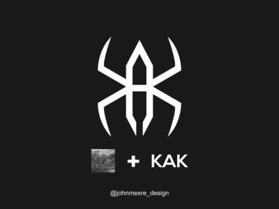 spider +  KAK