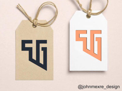 SG design artwork business branding graphicdesign company monogram logo monogram logos logo