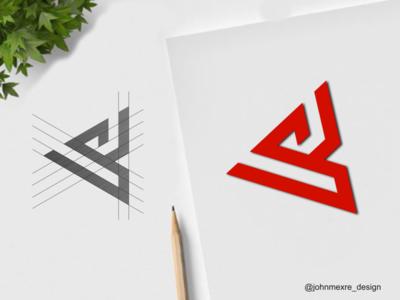 SK artwork business branding monogram logo design graphicdesign company monogram logos logo