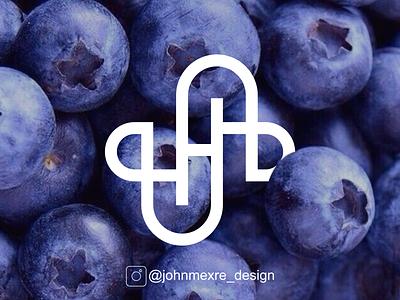 HHB illustration design business branding graphicdesign company monogram logos logo