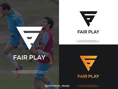 FP community business monoline branding monogram logo graphicdesign company monogram logos logo