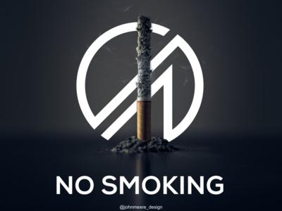 NS, NO SMOKING