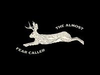 Fear Caller - The Almost Tribute Flag illustration fear caller rabbit flag