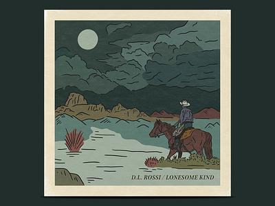 Album Art - Lonesome Kind