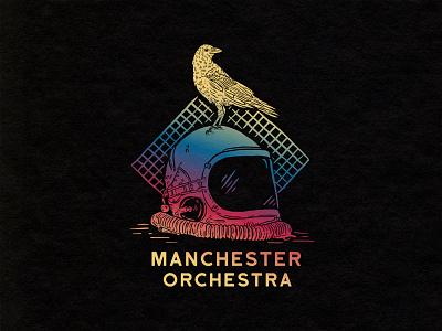 Manchester Orchestra Shirt 80s