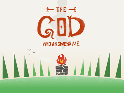 The God Who Answers