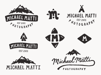 Michael Matti - Branding Project