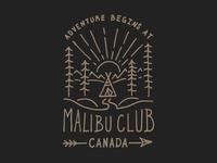 Adventure Begins - Malibu