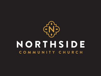 Northwest Community Church seal flower branding brand rebrand northwest n icon badge church mark logo