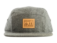 Explore The Woods - Wool Five Panel Hat