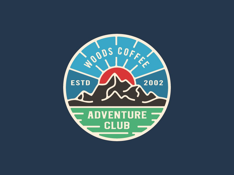 Adventure Club Color By Andrew Berkemeyer Dribbble