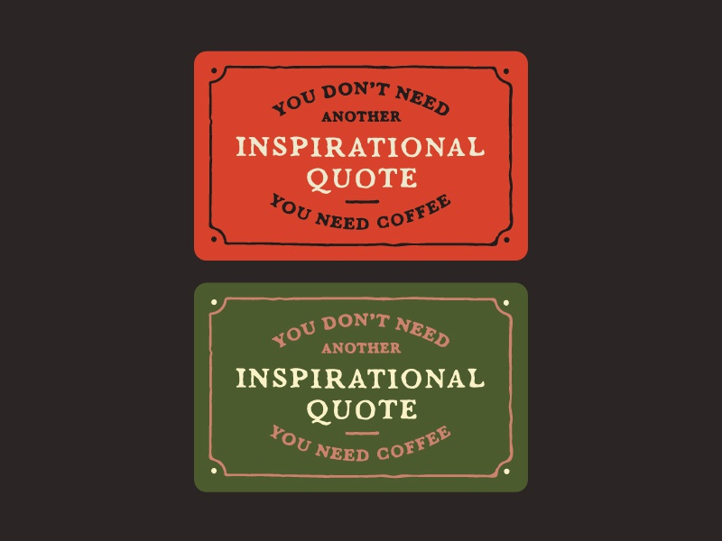 Woodascards quote