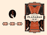 Planadas Packaging/Branding