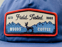 Field Tested - Hat Patch