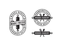 Woods Bakery - Branding