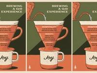 Brewing a Q10 Experience