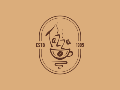 Daily Logo Challenge: Day 6 - Coffee Shop