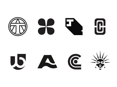 Conceptual Logos conceptual modern bold strong geometric design geometric identity branding identity designer identity design identity visual identity logo marks marks logos branding logo design logodesign logo brand identity brand