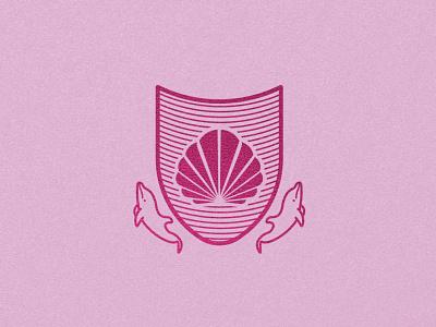 Greek Gods, Aphrodite Badge badge passion desire love venus myths mythology goddess greek god greek aphrodite ui design branding design logodesign logo brand branding brand identity illustration