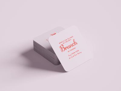 Baxter's Brunch Branding