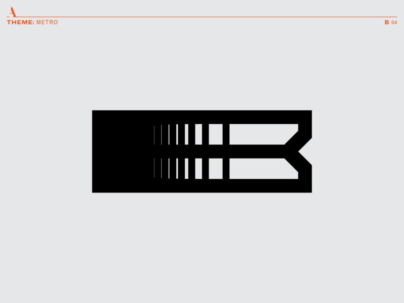 B Series Logomark 04