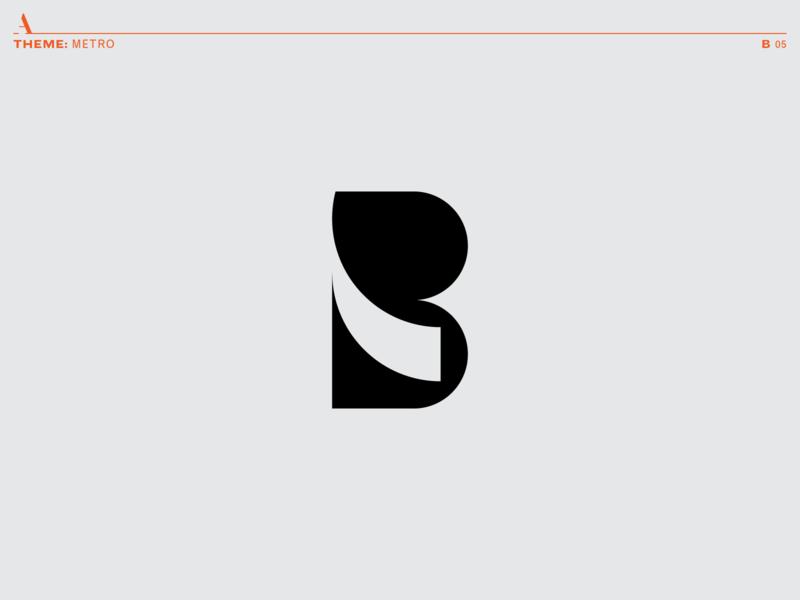 B Series Logomark 05