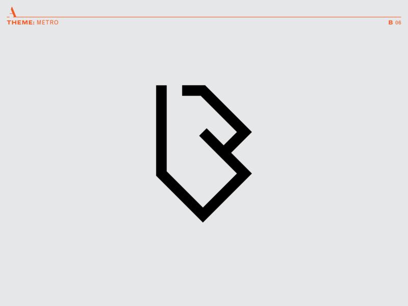 B Series Logomark 06