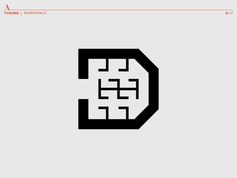 D Series Logomark 01