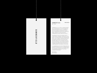 Summerfield Collective Branding