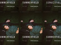 Summerfield Collective Poster Design
