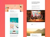 Airbnb Design Blog