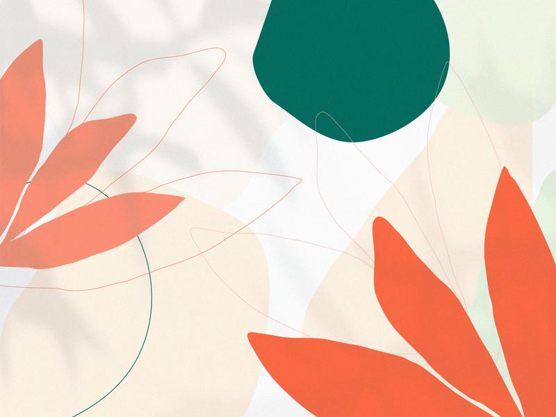 i 003 flat vector branding colors design illustration