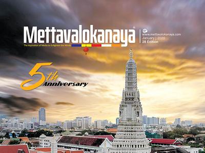 Mettavalokanaya International Buddhist Magazine - Edition - 28 meditation mettavalokanaya buddha magazine buddhism