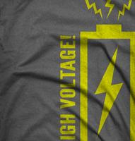 """High Voltage!"" Shirt"