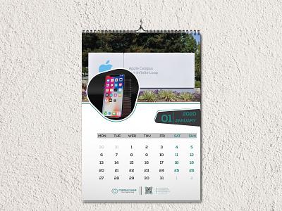 Wall Calendar 2020 Design desk calendar calendar design calendar 2020 wall calendar