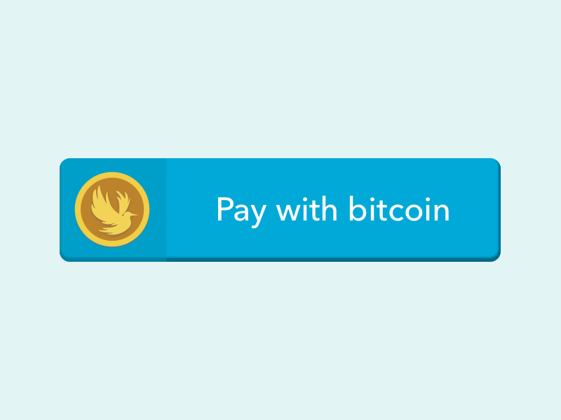 Coinjay button ecommerce button illustration