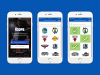 Hoops app (NBA news)