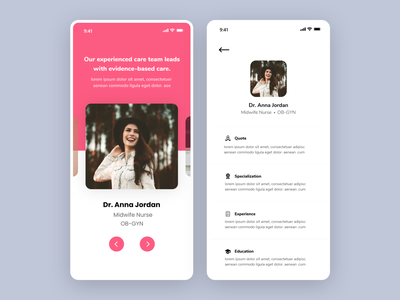 Personal Information UI quote app ui health app ui user profile ui user profile user interface onboarding ui social app onboarding screens ux design ui ux design ui personal information ui