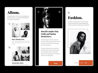 Fashion App UI furniture app ui minimal ui app design ecommerce app ui clothes app fashion app webdesign ux design design ui ux design ui ios ui app ui fashion app ui