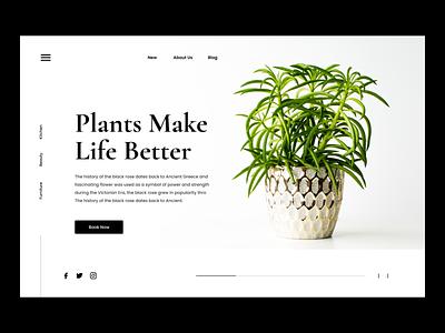 Modern Layout homepage design layout minimal layout minimal design wordpress theme blog ui design wordpress webflow minimal ui webdesign design ui ux design ui landing page design