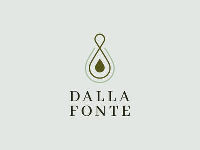 Dalla Fonte / logo design