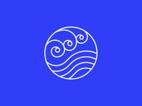 Earth, water, wind