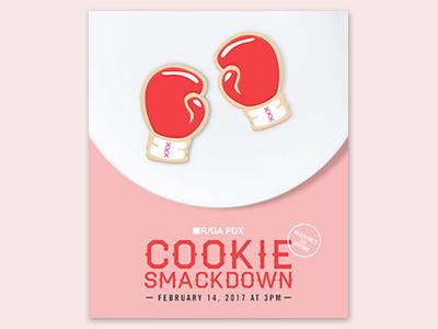 Cookie Smackdown Flyer