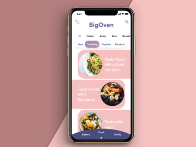 BigOven-Recipe App