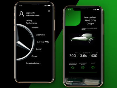 Mercedes-Benz Mobile App