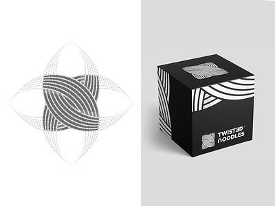 Twisted Noodles Gird & Mockup logotype logodesignersclub logo designers logo designs logo mockup grid logo grid packaging mockup logo designer logosai logofolio logo design logos logodesigner logodesign logo graphic design design branding