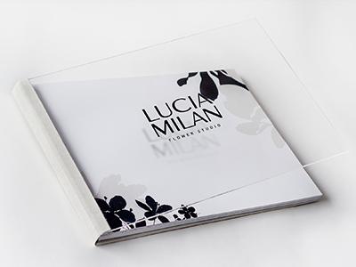 Brandbook Lucia Milan Flower Studio