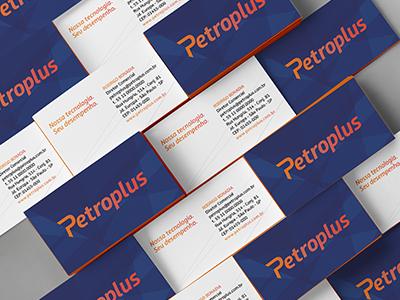 Stationery PETROPLUS.